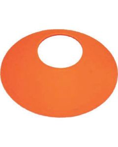 "2"" DISC CONES ORANGE"