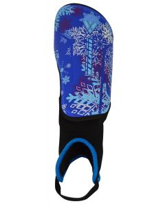 FROST 2 BLUE/PURPLE SHINGUARD