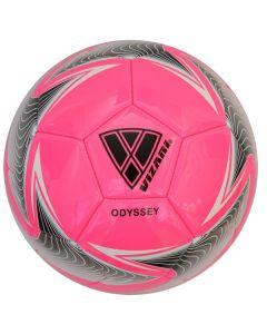 ODYSSEY PINK SOCCER BALL